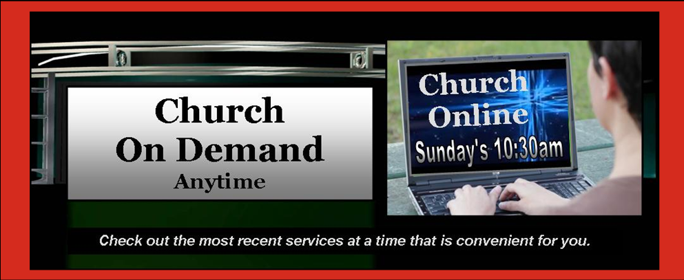 Church Online Banner - Red Border 2016