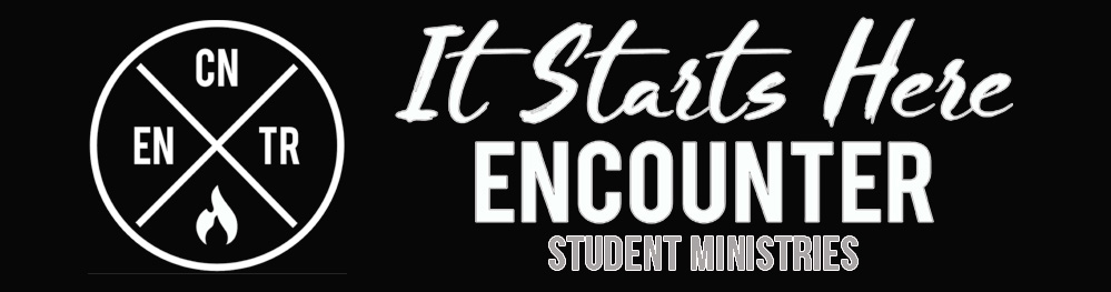 Encounter Banner 1-Student Ministries